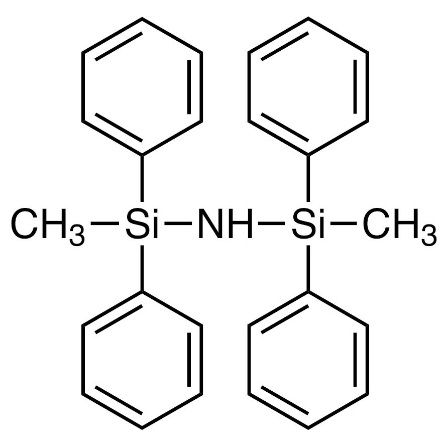 1,3-Dimethyl-1,1,3,3-tetraphenyldisilazane