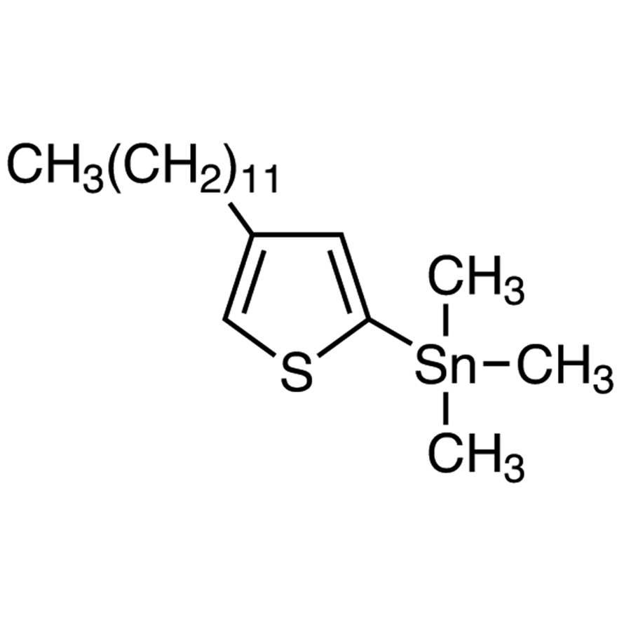(4-Dodecyl-2-thienyl)trimethylstannane