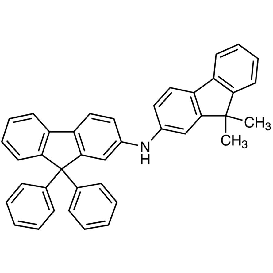 N-(9,9-Dimethyl-9H-fluoren-2-yl)-9,9-diphenyl-9H-fluoren-2-amine