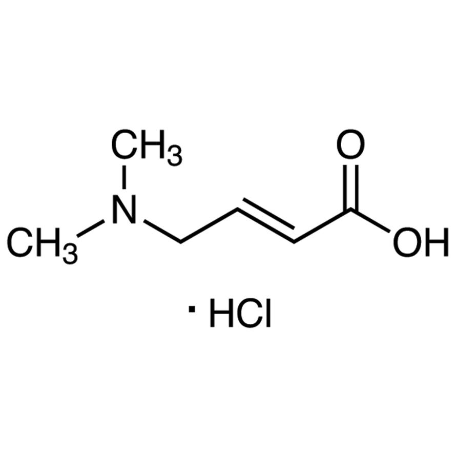 (E)-4-(Dimethylamino)-2-butenoic Acid Hydrochloride