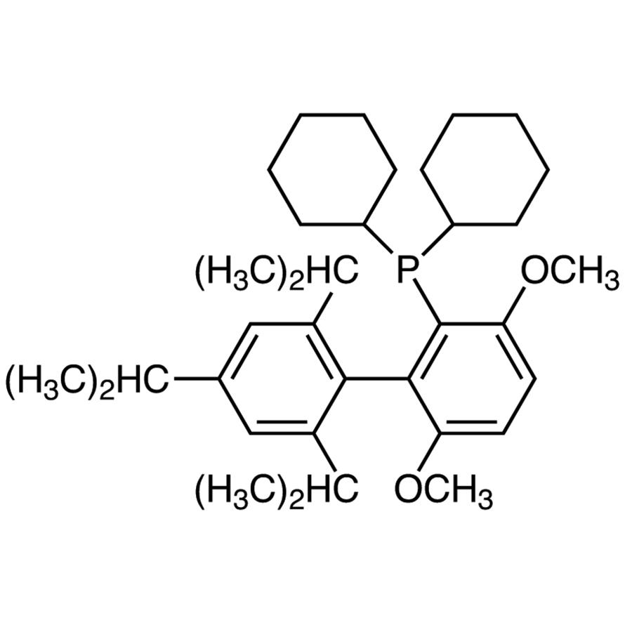 Dicyclohexyl(2',4',6'-triisopropyl-3,6-dimethoxy-[1,1'-biphenyl]-2-yl)phosphine
