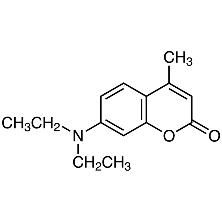7-Diethylamino-4-methylcoumarin (purified by sublimation)