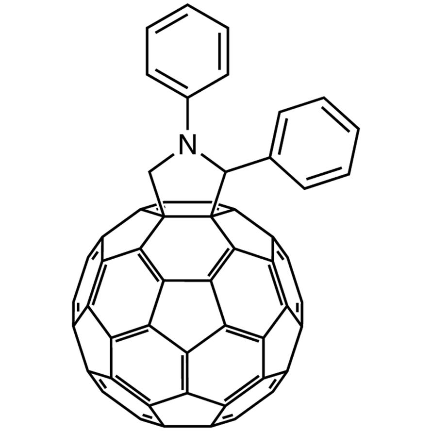 N,2-Diphenyl[60]fulleropyrrolidine (contains 5% Hexane at maximum)