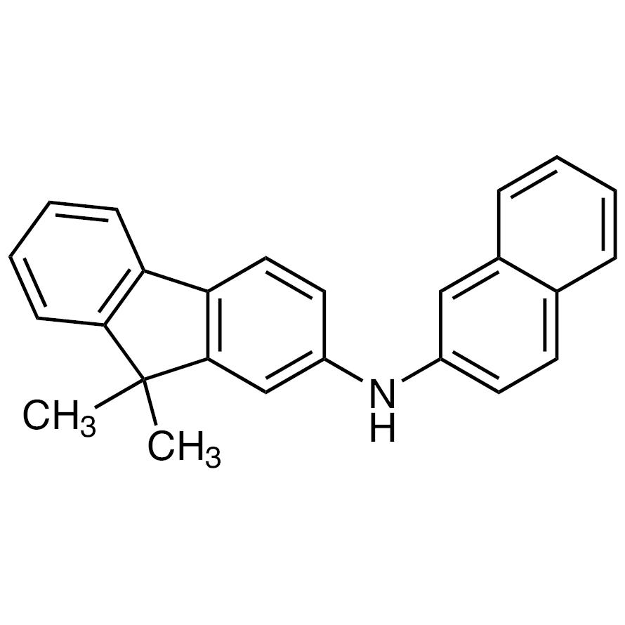 9,9-Dimethyl-N-(naphthalen-2-yl)-9H-fluoren-2-amine
