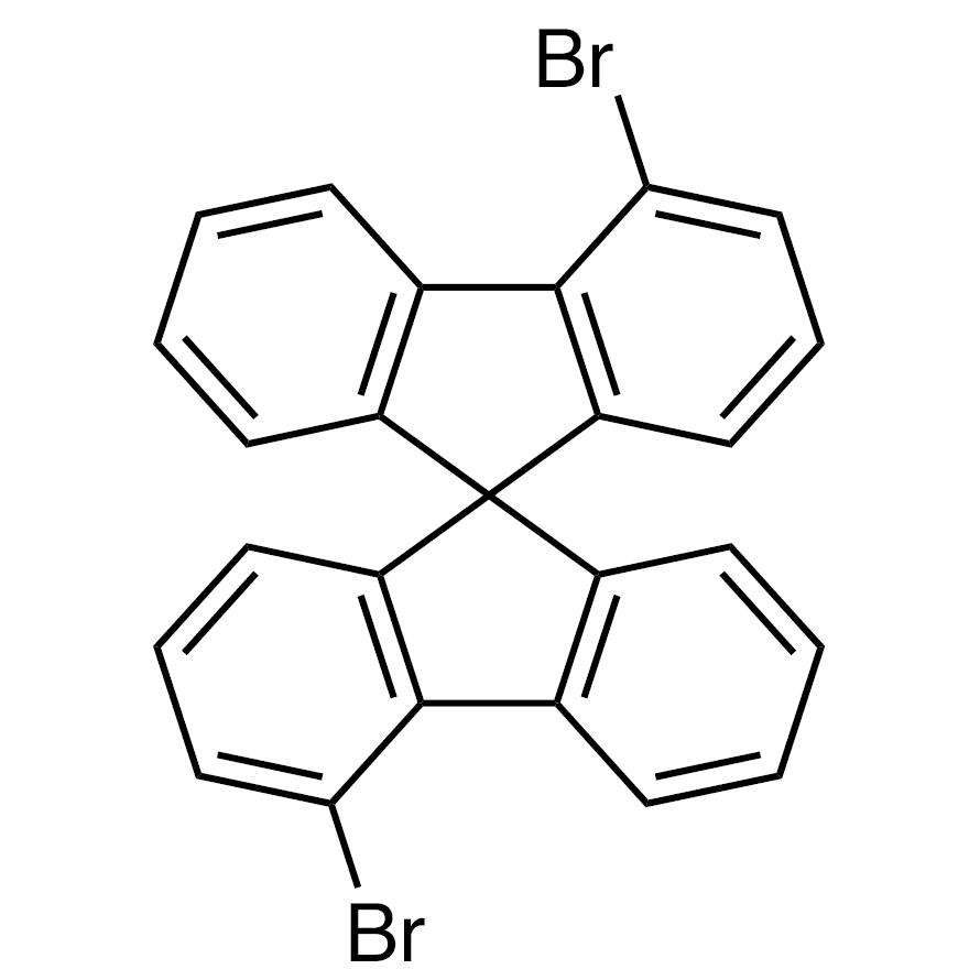 4,4'-Dibromo-9,9'-spirobi[9H-fluorene]