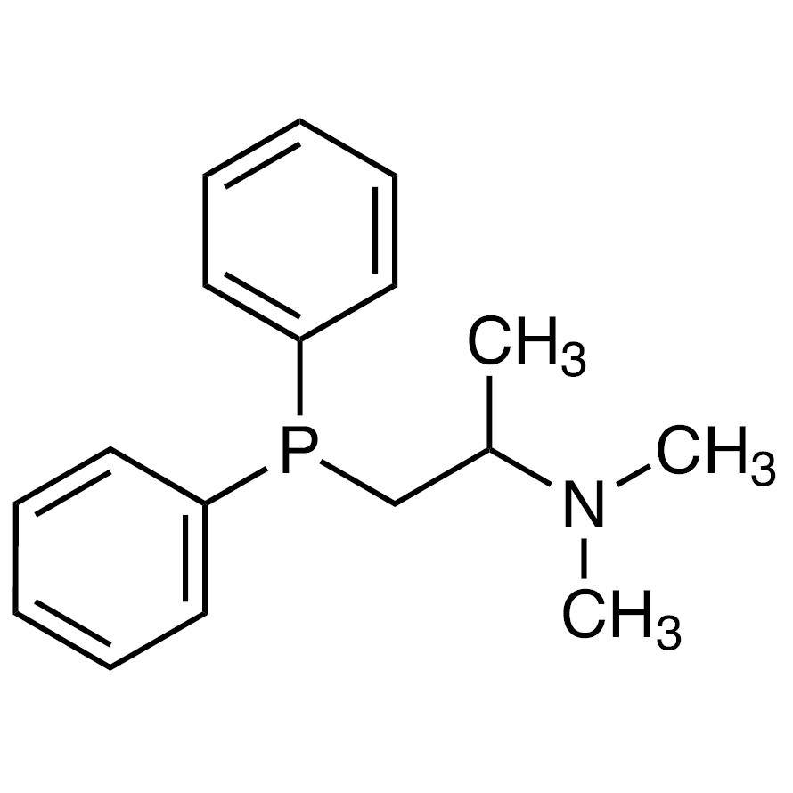 1-(Diphenylphosphino)-N,N-dimethyl-2-propanamine
