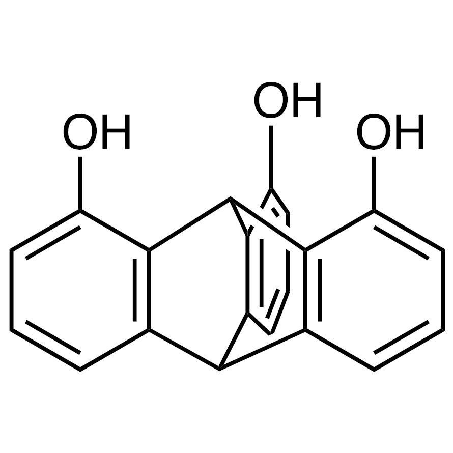 1,8,13-Trihydroxytriptycene