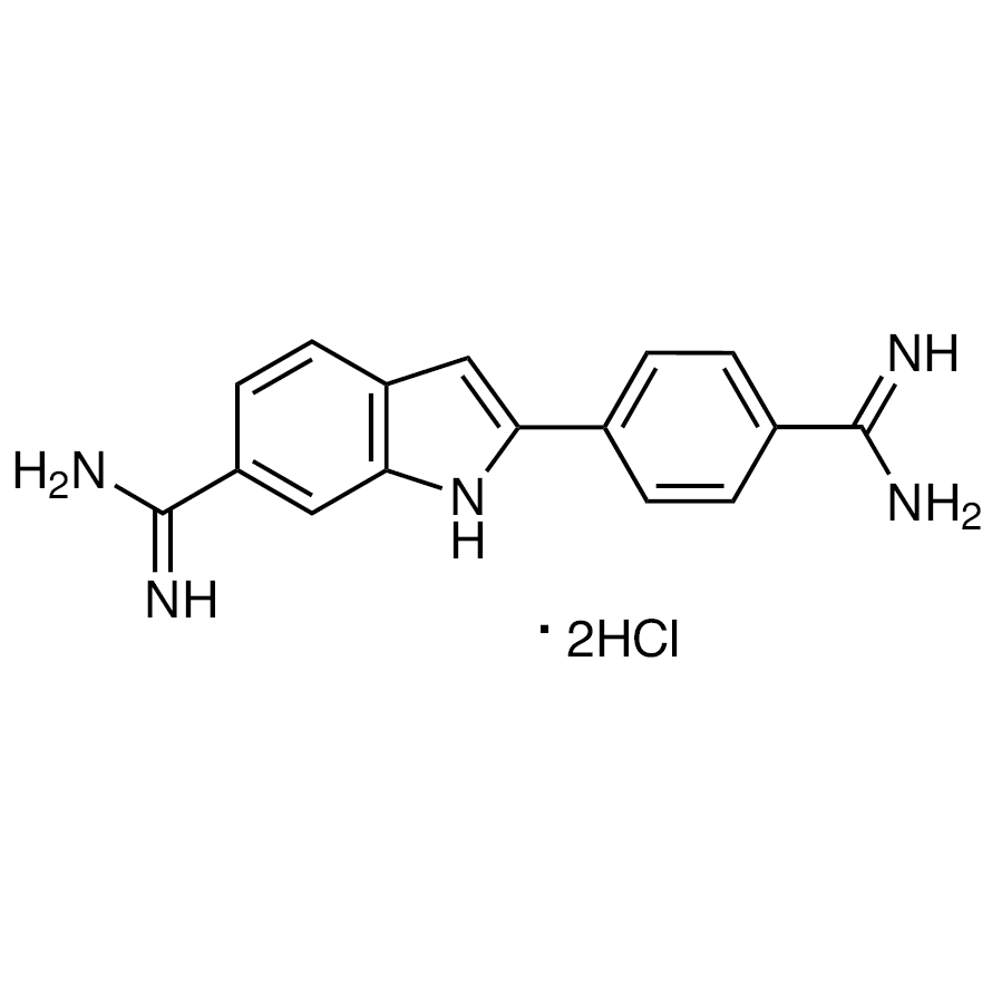 DAPI 2HCl (0.2mL5) (1mg/mL in Water) [for Cell Staining]