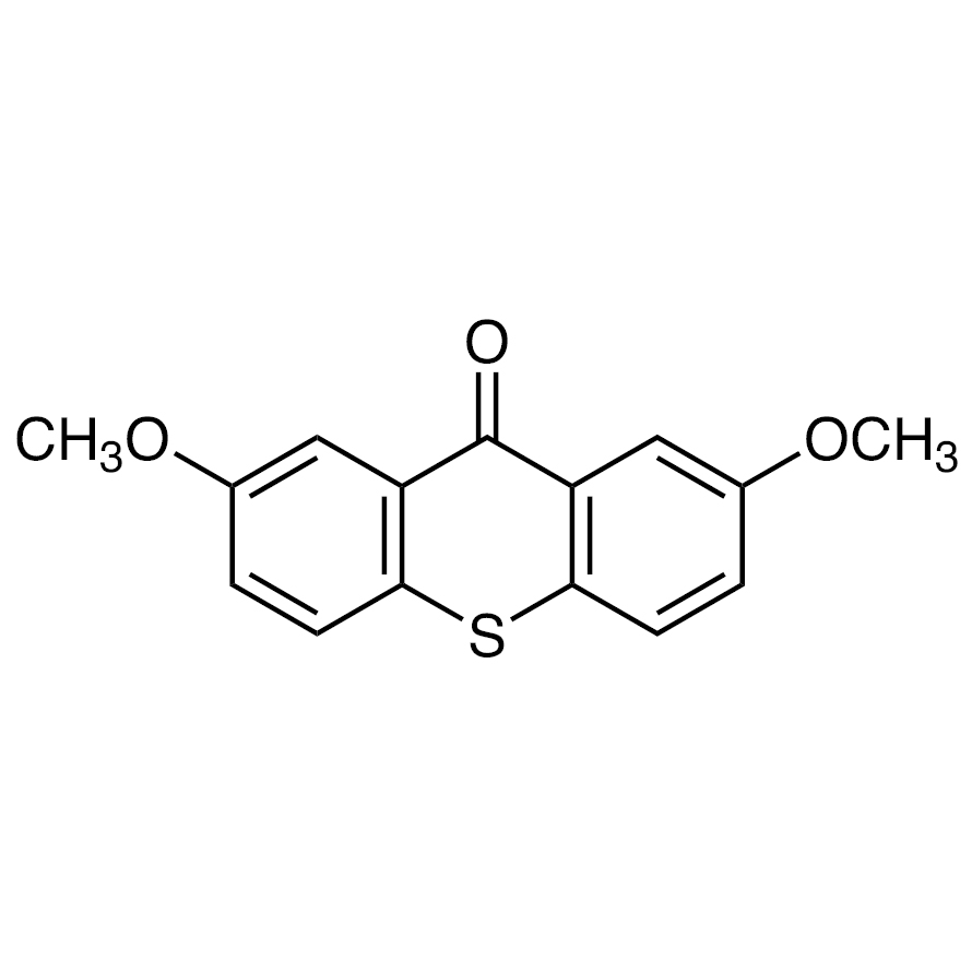 2,7-Dimethoxy-9H-thioxanthen-9-one