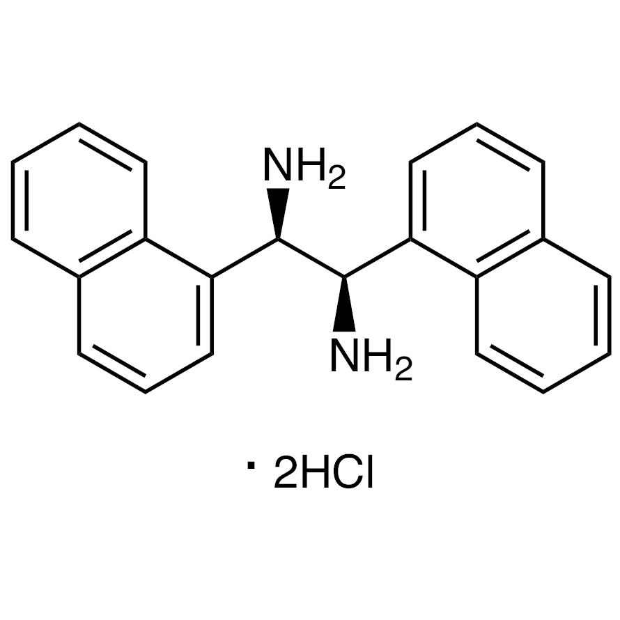 (1R,2R)-1,2-Di(naphthalen-1-yl)ethane-1,2-diamine Dihydrochloride