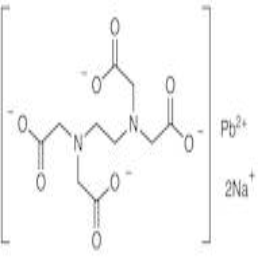 Ethylenediaminetetraacetic Acid Lead(II) Disodium Salt