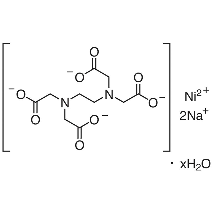 Ethylenediaminetetraacetic Acid Disodium Nickel(II) Salt Hydrate