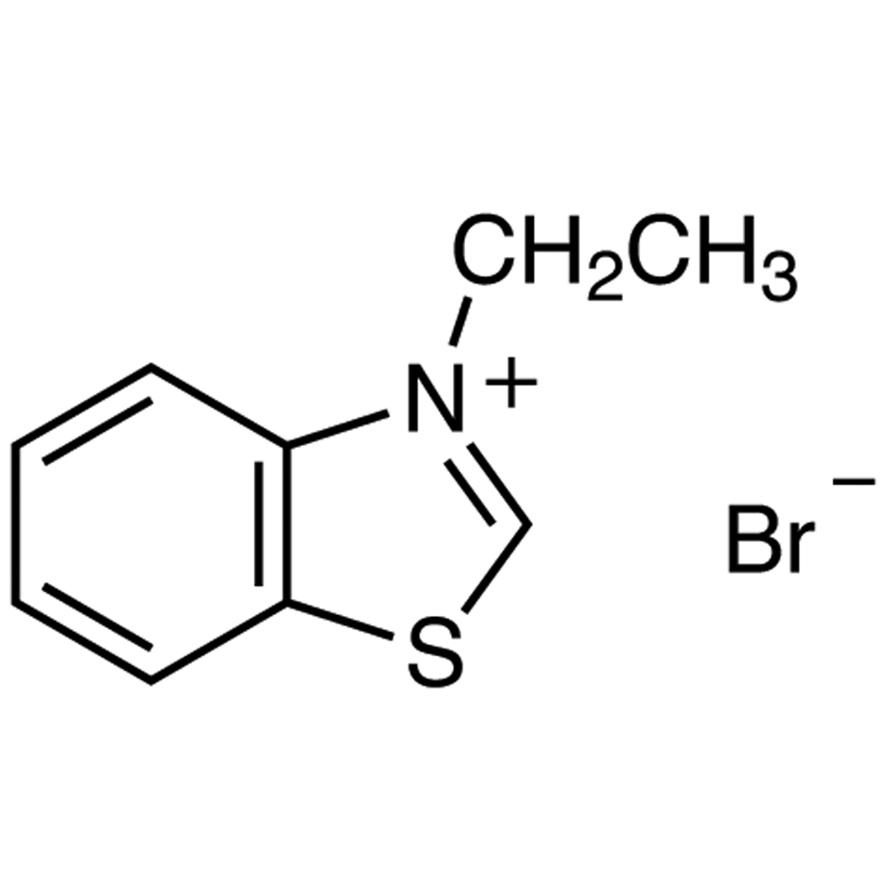 3-Ethylbenzothiazolium Bromide