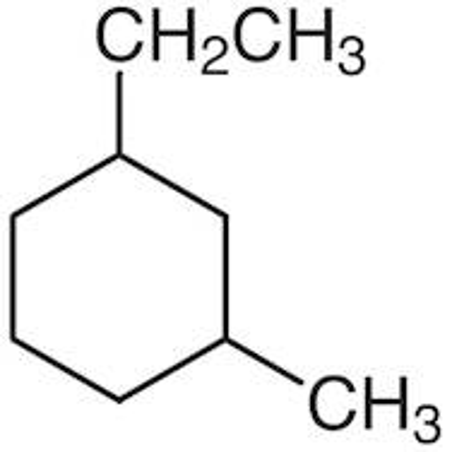 1-Ethyl-3-methylcyclohexane (cis- and trans- mixture)