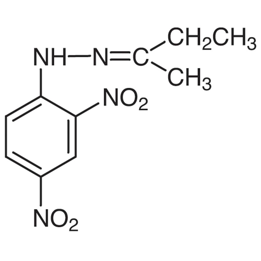 Ethyl Methyl Ketone 2,4-Dinitrophenylhydrazone