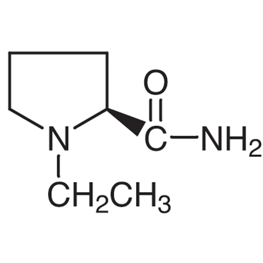 (S)-(-)-1-Ethyl-2-pyrrolidinecarboxamide