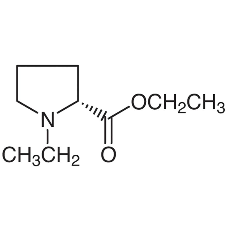 Ethyl (R)-(+)-1-Ethyl-2-pyrrolidinecarboxylate