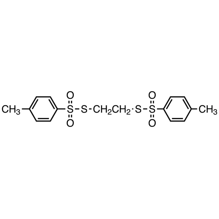 Ethylene Di(thiotosylate) [Protecting Reagent for Active Methylene]