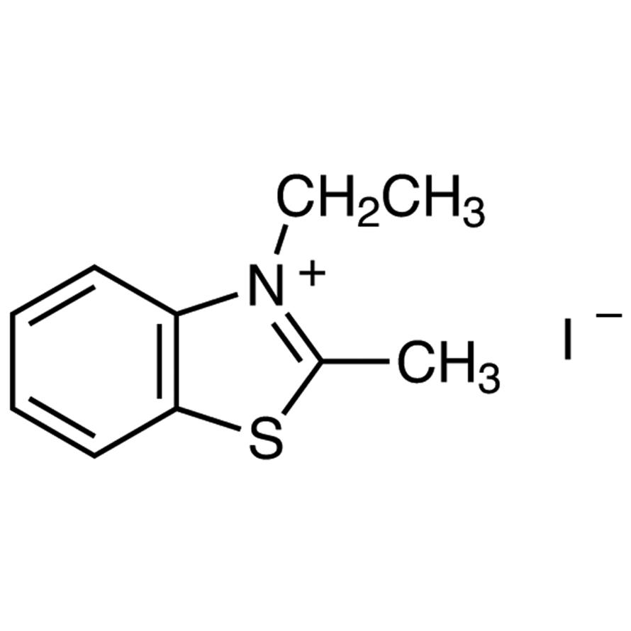 3-Ethyl-2-methylbenzothiazolium Iodide