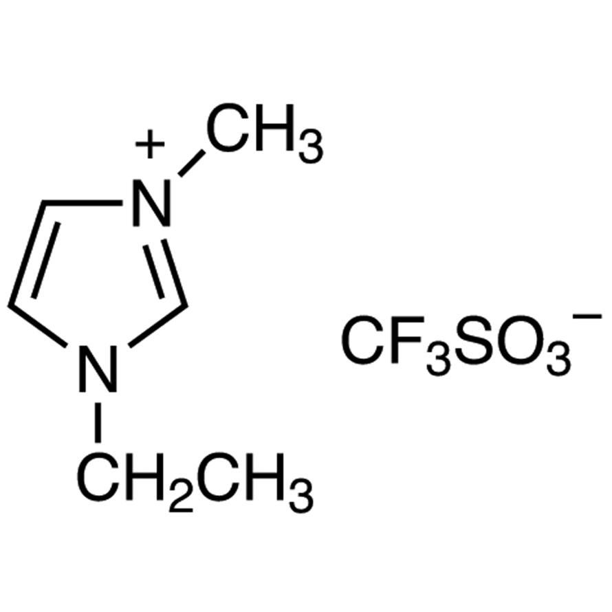 1-Ethyl-3-methylimidazolium Trifluoromethanesulfonate