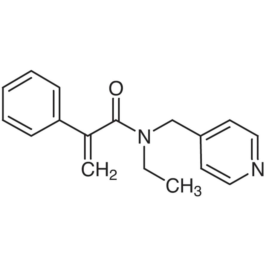 N-Ethyl-N-(4-picolyl)atropamide