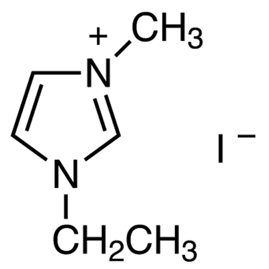 1-Ethyl-3-methylimidazolium Iodide