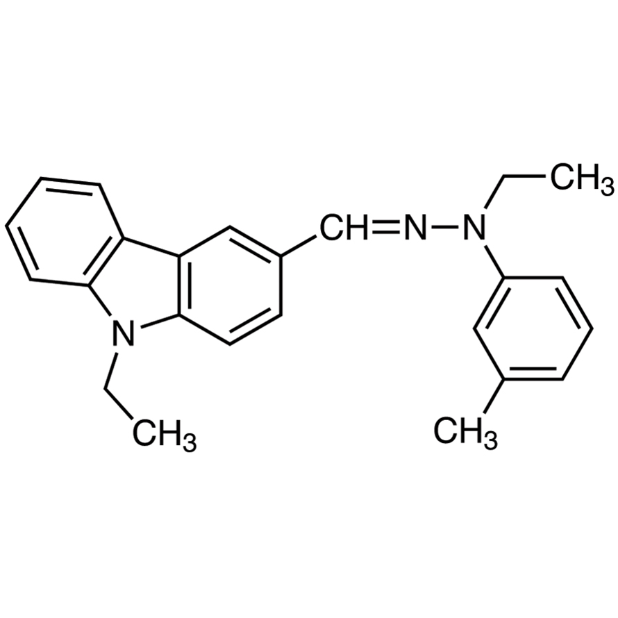 9-Ethylcarbazole-3-carboxaldehyde N-Ethyl-N-(m-tolyl)hydrazone