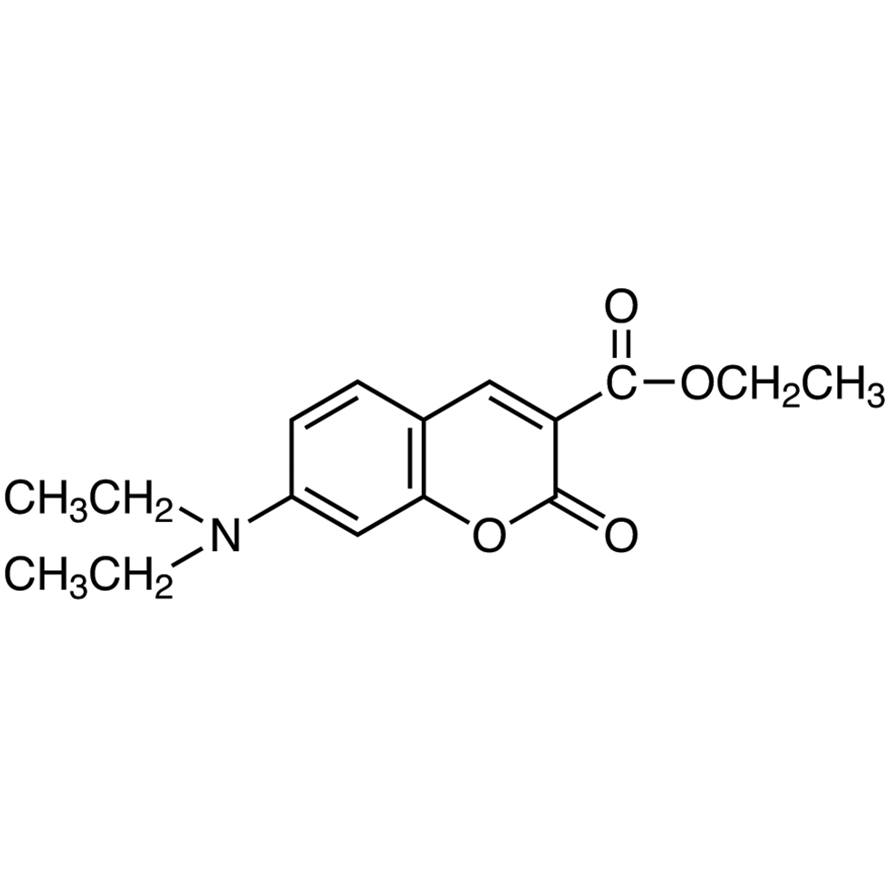 Ethyl 7-(Diethylamino)coumarin-3-carboxylate
