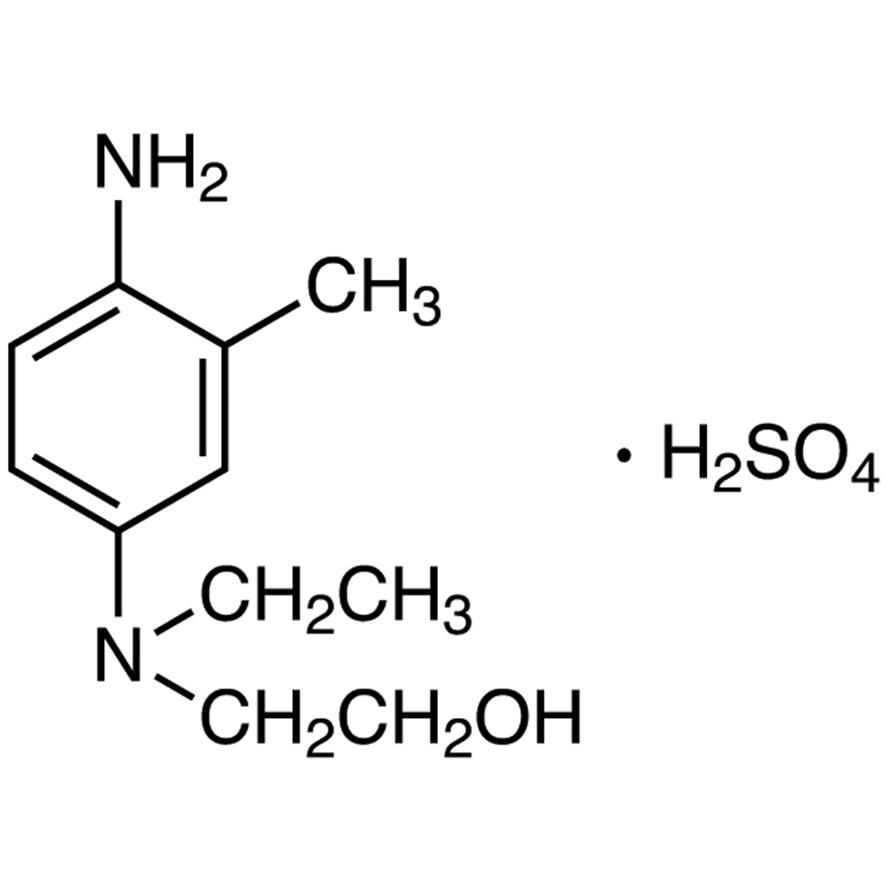 N4-Ethyl-N4-(2-hydroxyethyl)-2-methyl-1,4-phenylenediamine Sulfate