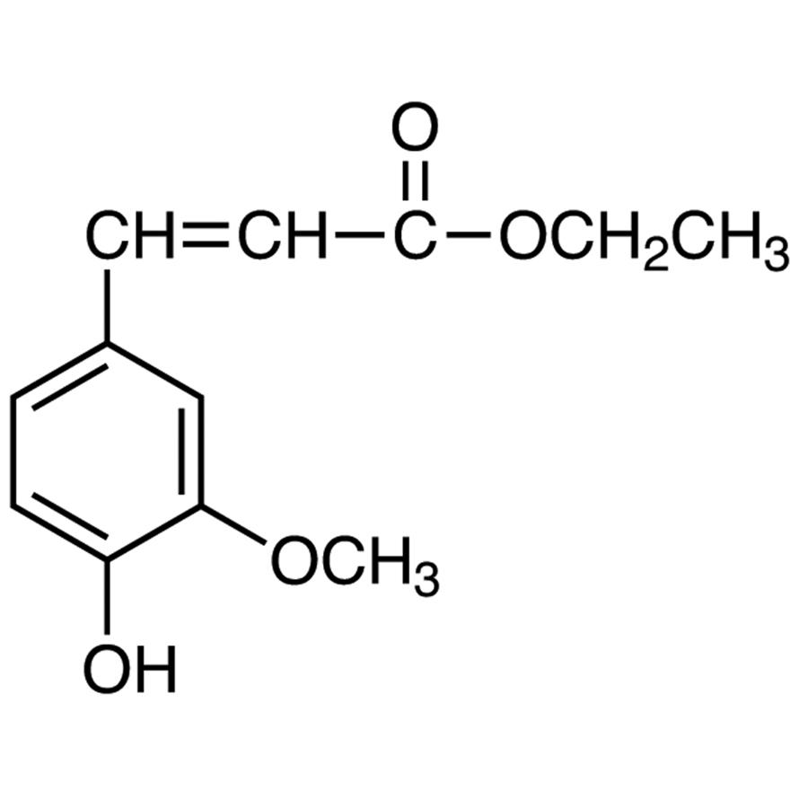 Ethyl 4-Hydroxy-3-methoxycinnamate