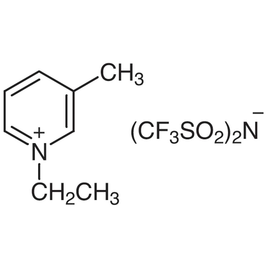 1-Ethyl-3-methylpyridinium Bis(trifluoromethanesulfonyl)imide