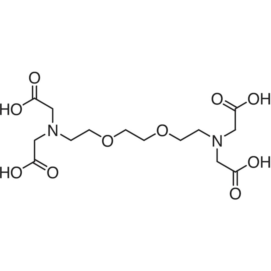 Ethylene Glycol Bis(2-aminoethyl Ether)-N,N,N',N'-tetraacetic Acid [for Biochemical Research]