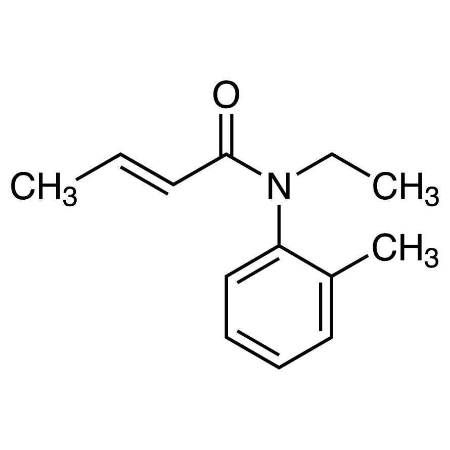 N-Ethyl-o-crotonotoluidide