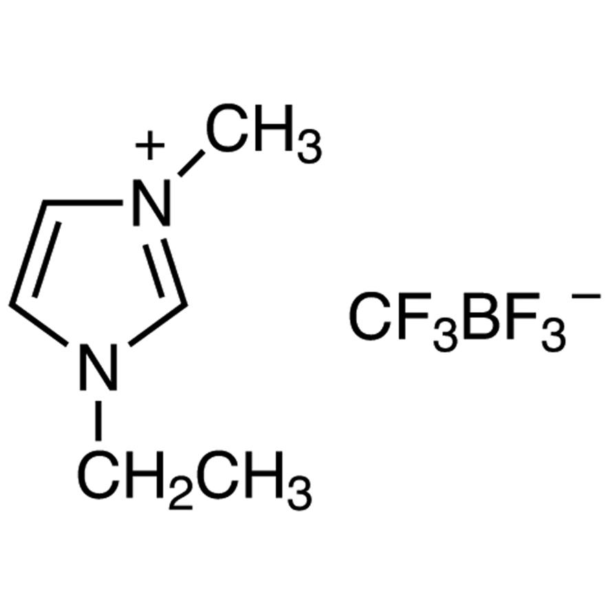 1-Ethyl-3-methylimidazolium Trifluoro(trifluoromethyl)borate