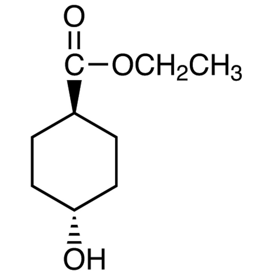 Ethyl trans-4-Hydroxycyclohexanecarboxylate
