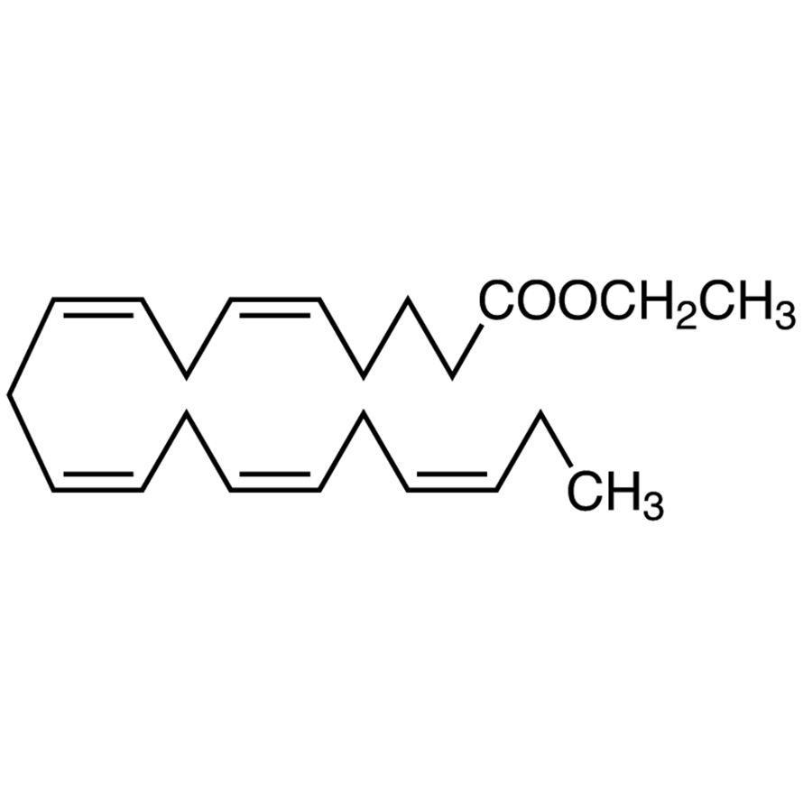 Ethyl all cis-5,8,11,14,17-Eicosapentaenoate (stabilized with Tocopherols)