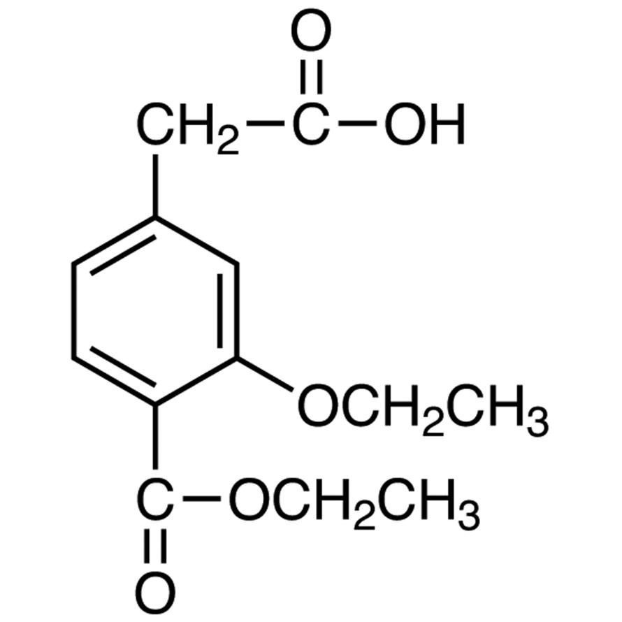 2-(3-Ethoxy-4-ethoxycarbonylphenyl)acetic Acid