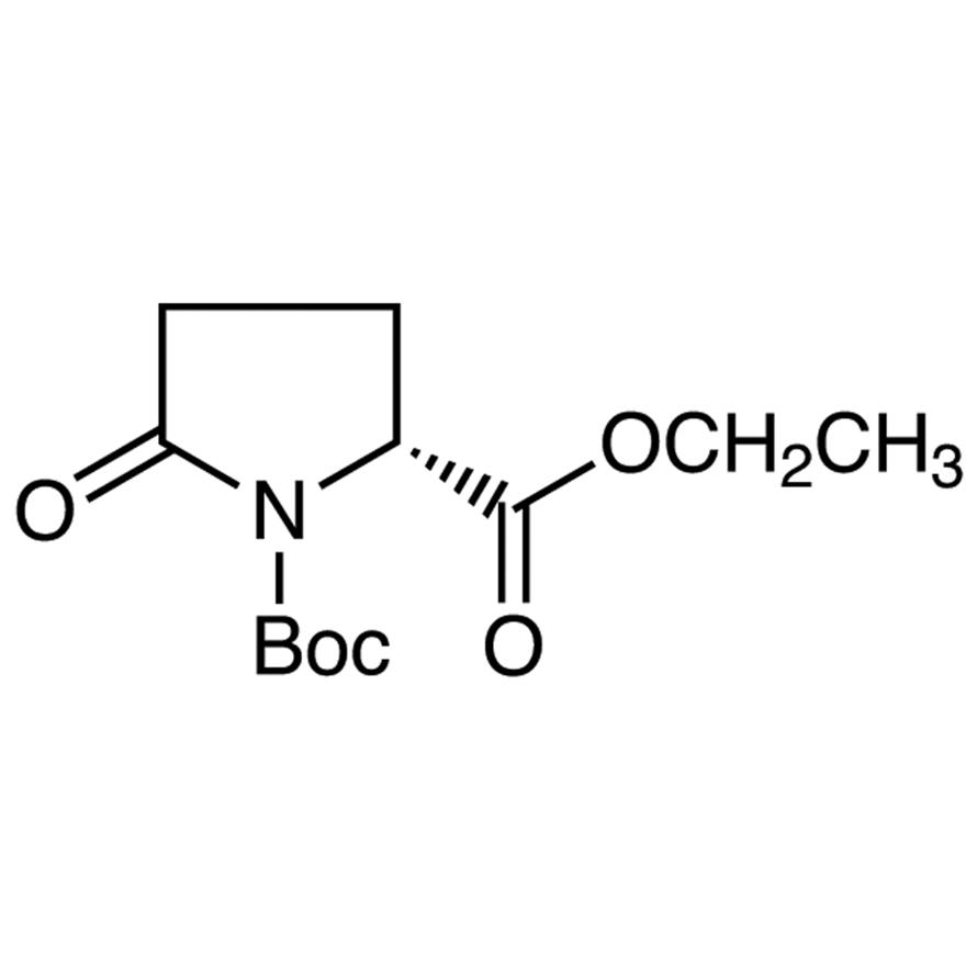 Ethyl N-(tert-Butoxycarbonyl)-D-pyroglutamate