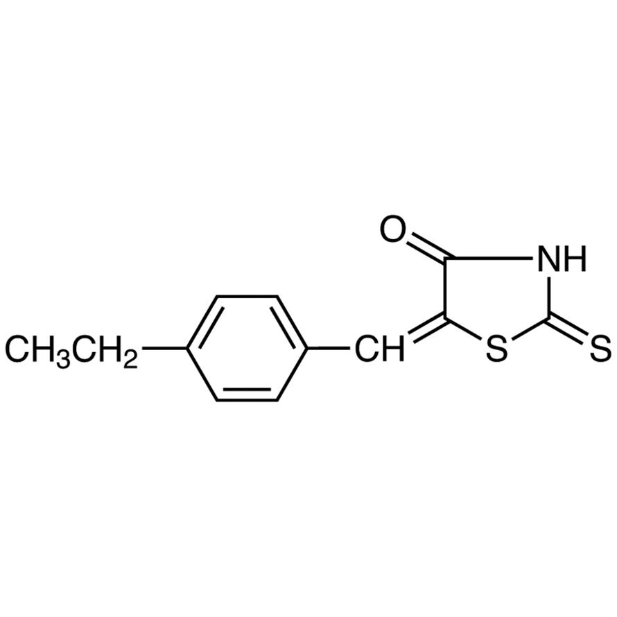 5-(4-Ethylbenzylidene)rhodanine