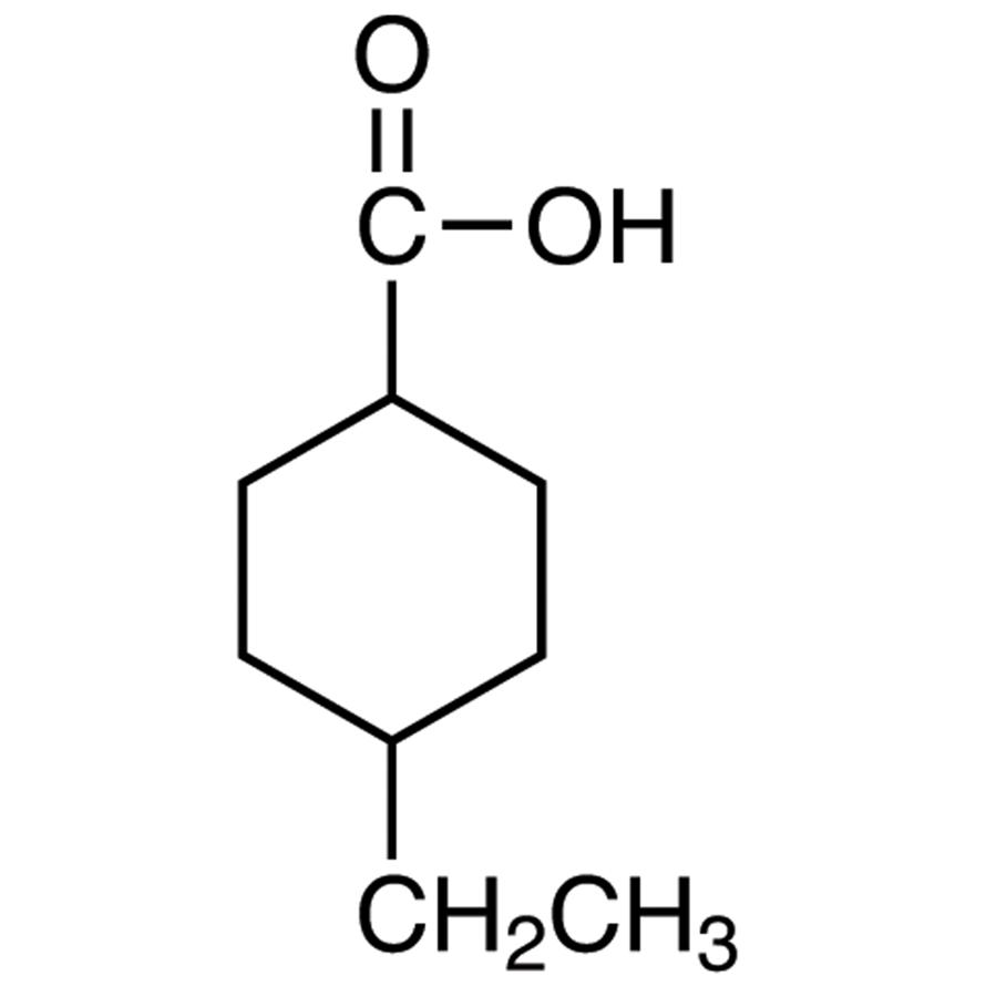 4-Ethylcyclohexanecarboxylic Acid (cis- and trans- mixture)