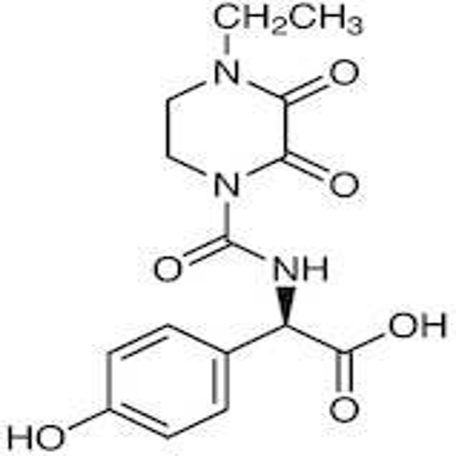 (R)-(-)--[[(4-Ethyl-2,3-dioxo-1-piperazinyl)carbonyl]amino]-4-hydroxybenzeneacetic Acid