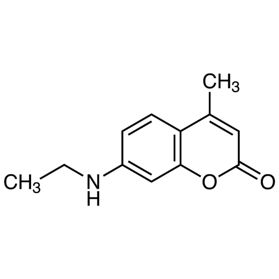 7-(Ethylamino)-4-methylcoumarin