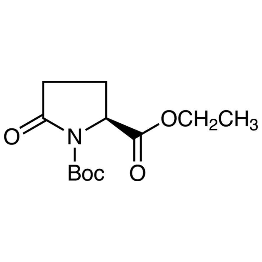 Ethyl N-(tert-Butoxycarbonyl)-L-pyroglutamate