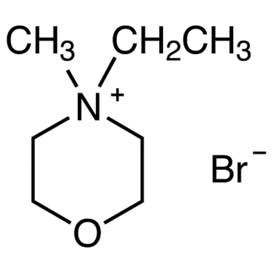 4-Ethyl-4-methylmorpholinium Bromide