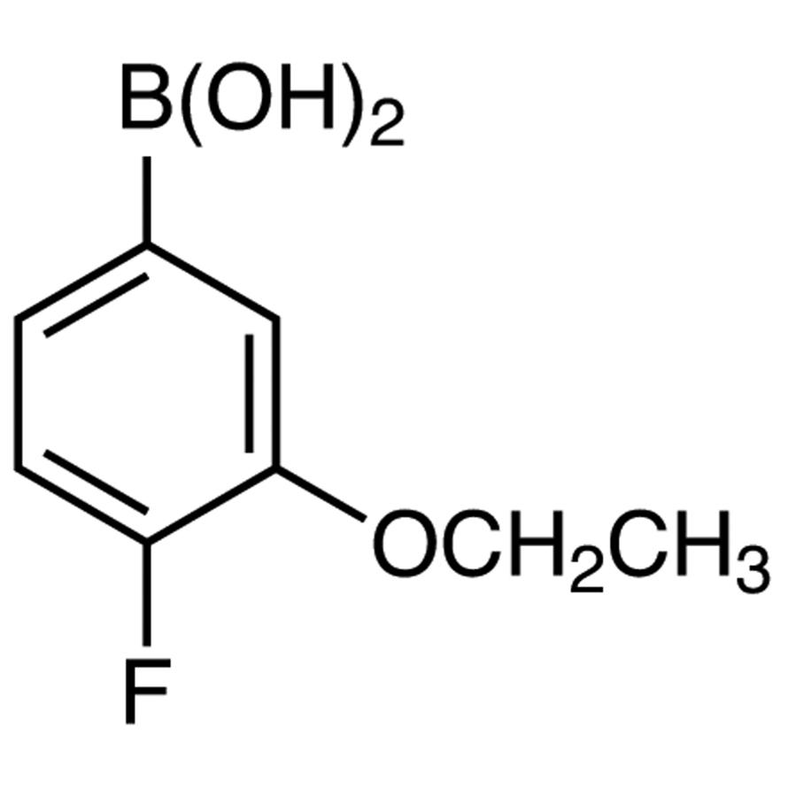 3-Ethoxy-4-fluorophenylboronic Acid (contains varying amounts of Anhydride)
