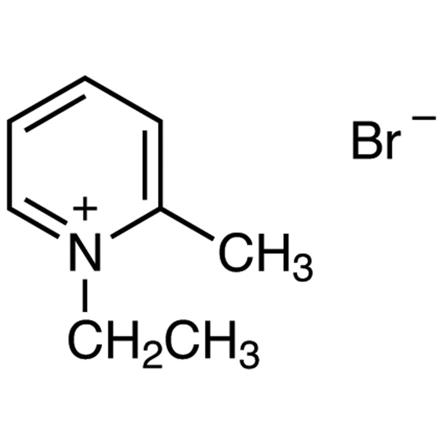 1-Ethyl-2-methylpyridinium Bromide