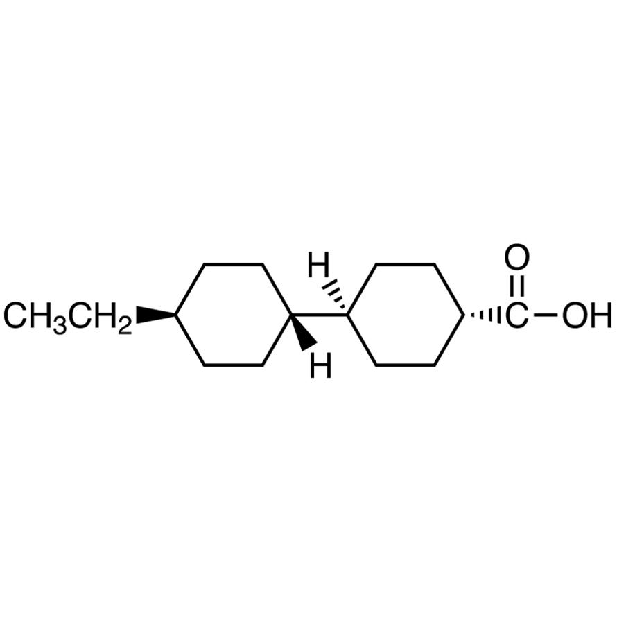 trans,trans-4'-Ethylbicyclohexyl-4-carboxylic Acid