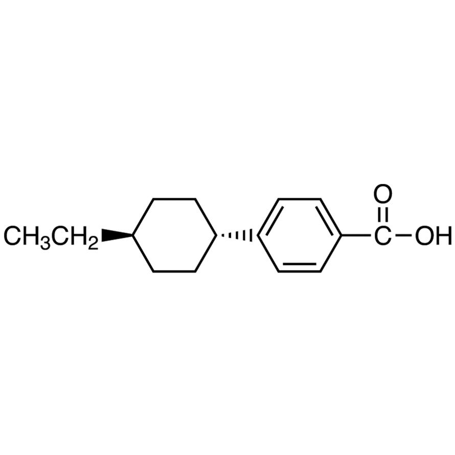 4-(trans-4-Ethylcyclohexyl)benzoic Acid