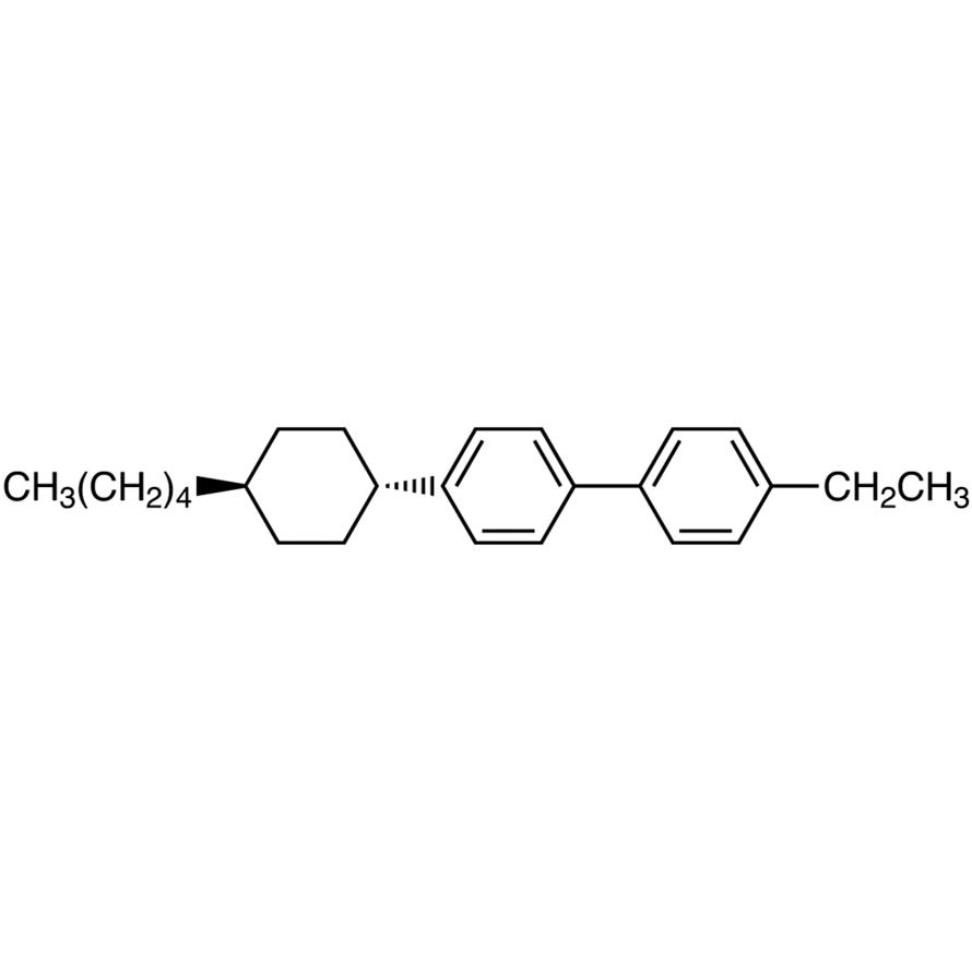 4-Ethyl-4'-(trans-4-pentylcyclohexyl)biphenyl