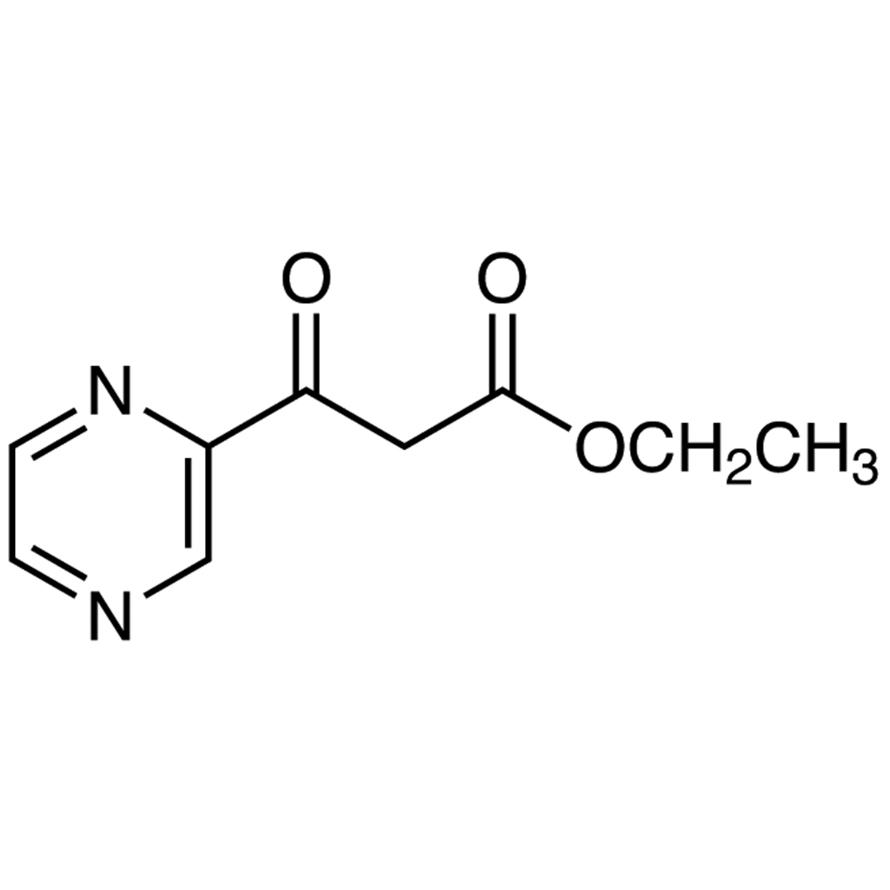 Ethyl 3-Oxo-3-(pyrazin-2-yl)propionate